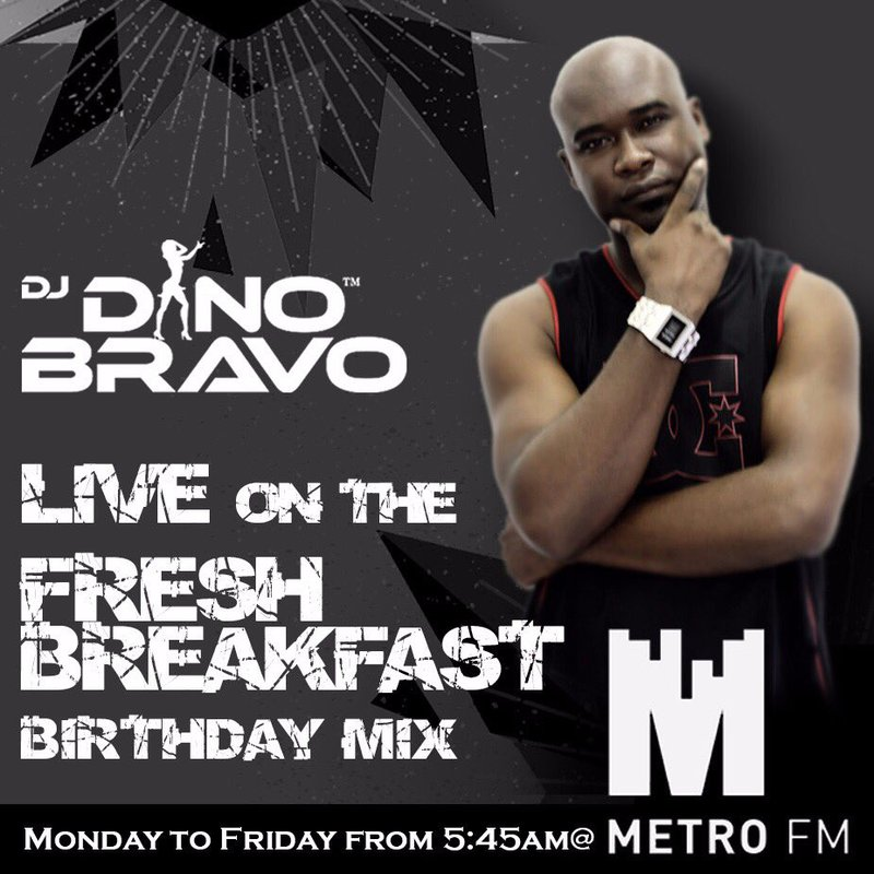 DJ Fresh - #FreshBreakfast Birthday Mix: DJ Dino Bravo